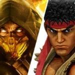 Street Fighter Dev Explains Why Mortal Kombat Crossover Didn't Happen