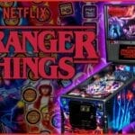 Stranger Things Pinball Machine