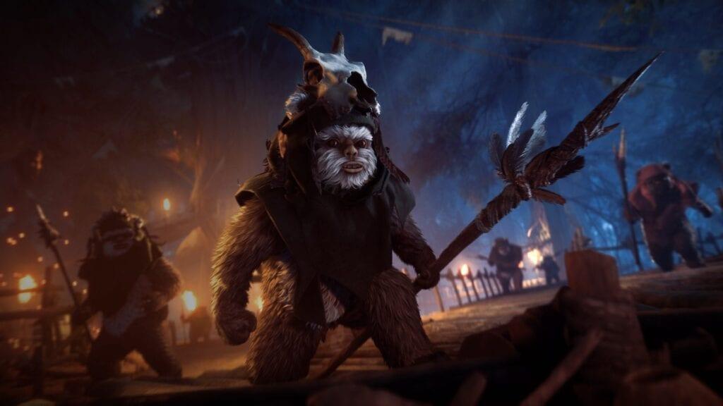 Star Wars Battlefront 2 update