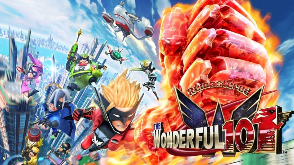 The Wonderful 101 Remastered Kickstarter Announced, Already Funded (VIDEO)