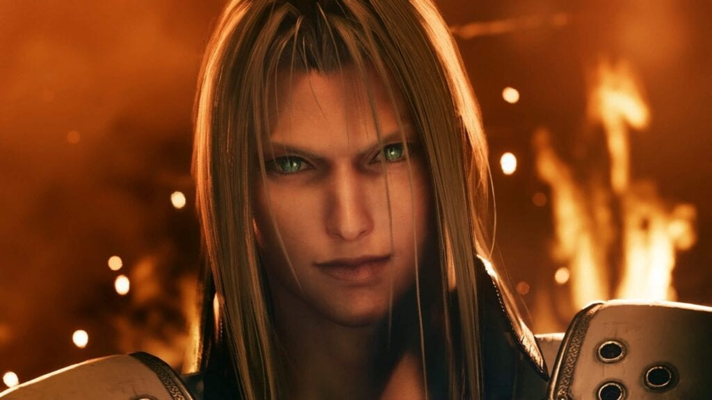 Final Fantasy VII Remake's Sephiroth Was Inspired By The Movie Jaws