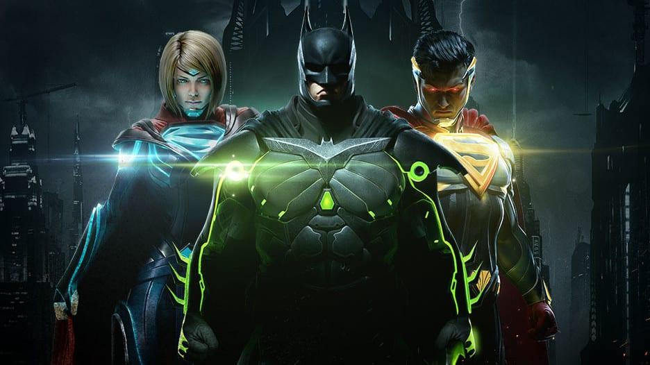 Injustice movie