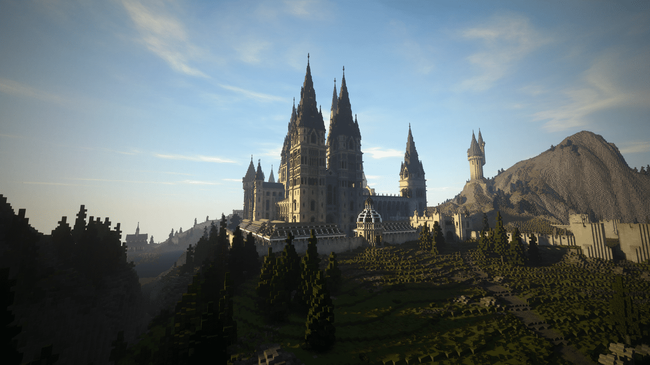 Harry Potter Minecraft Mod Lets Players Become A Wizard At Hogwarts (VIDEO)