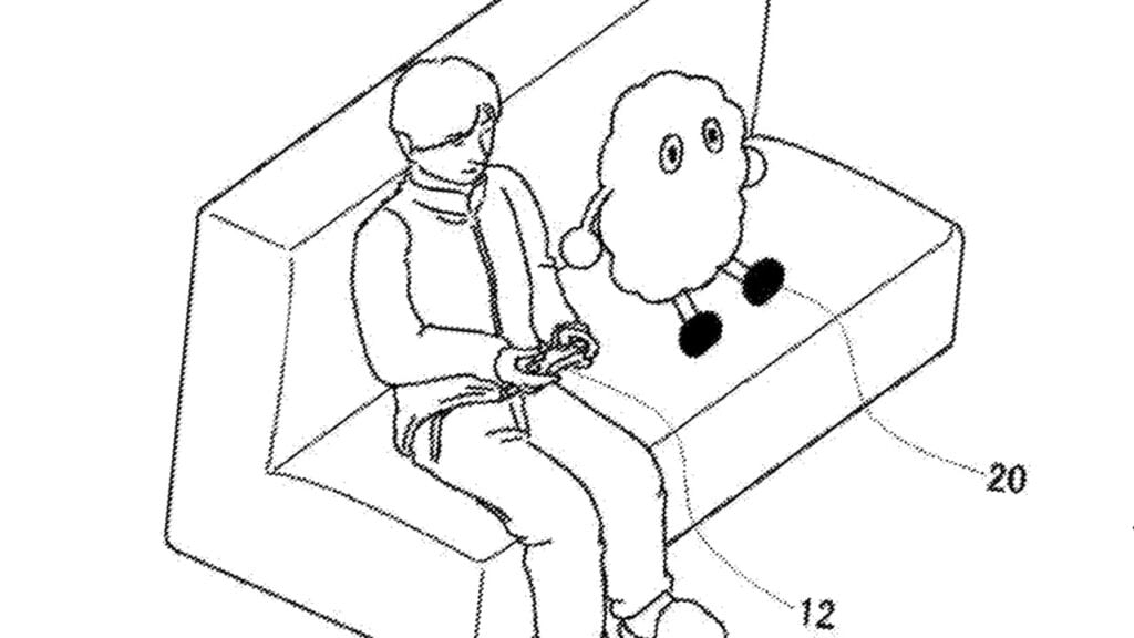 New Sony Patent Could Give Players A Robot Companion