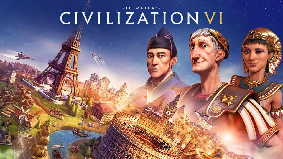 Civilization VI Is Now Free For A Limited Time On Epic Games Store