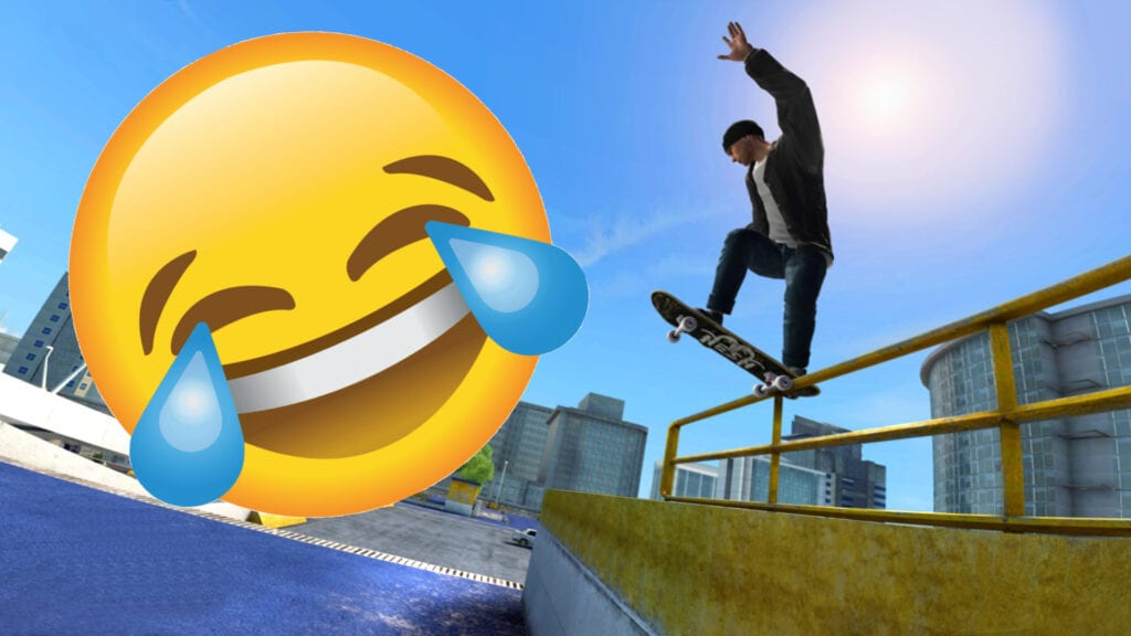 Skate 4 Lol