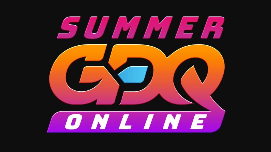 Summer Games Done Quick 2020 Online