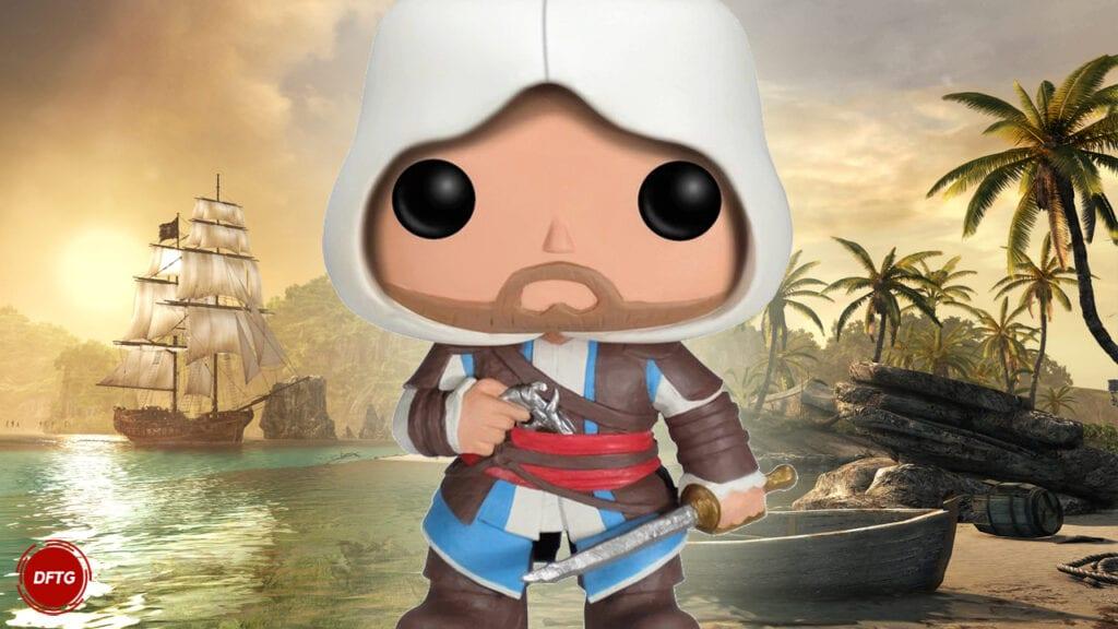 Assassin's Creed Black Flag Funko Pop