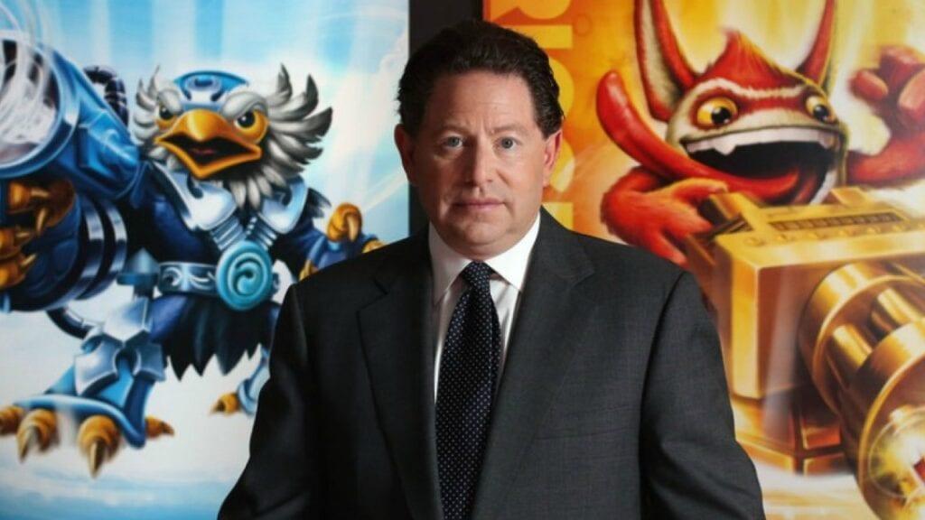 Activision CEO