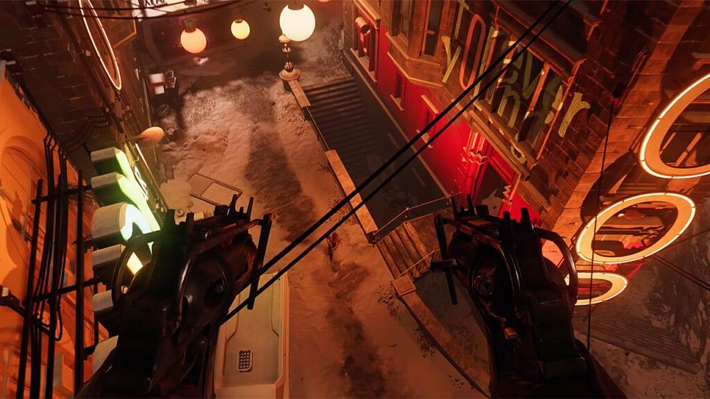 Deathloop Gameplay PlayStation 5 PS5
