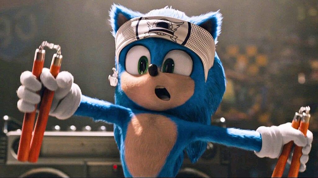 Sonic movie sequel hedgehog