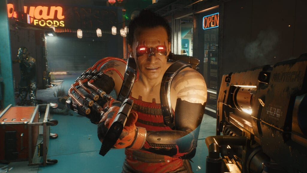 Cyberpunk 2077 Weapons Gameplay Trailer