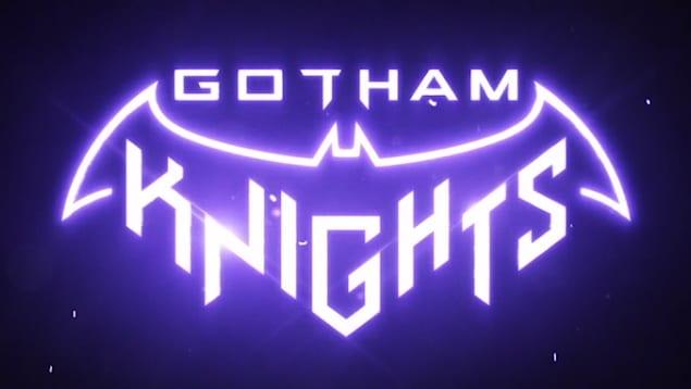 Gotham Knights Batman WB Games