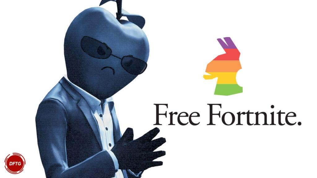 Epic Games Apple Free Fortnite