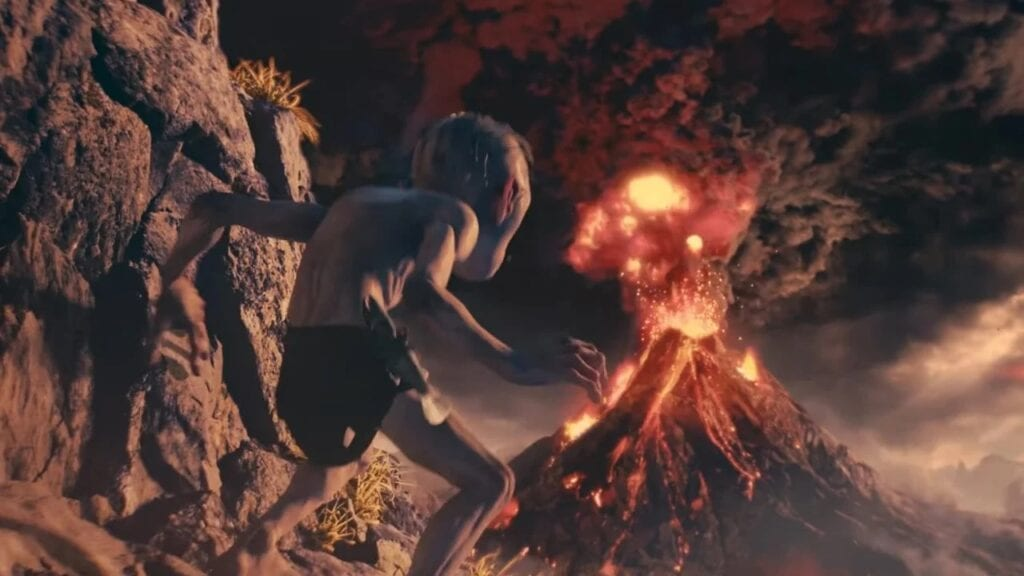 The Lord of the Rings: Gollum Will Feature 'Prince of Persia-Like' Parkour