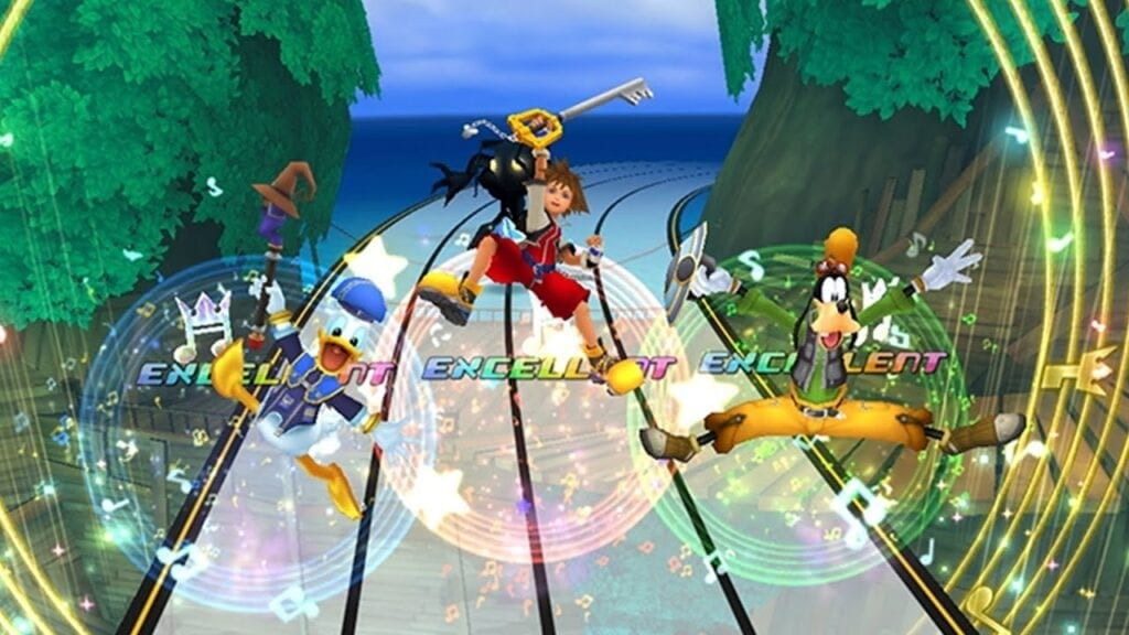 Kingdom Hearts: Melody Of Memory Is Directly Inspired By The Theatrhythm Games