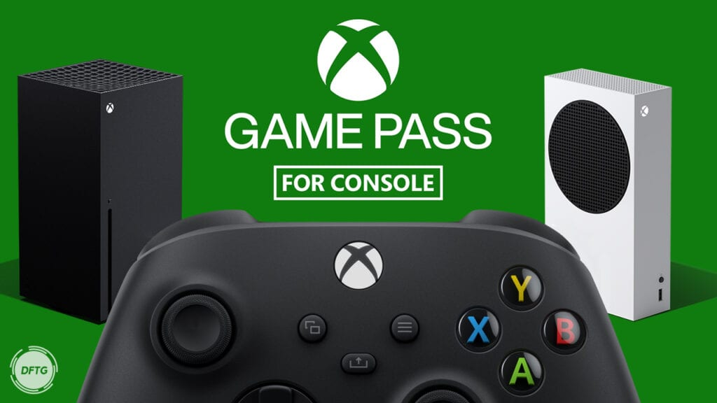 Xbox Game Pass For Console