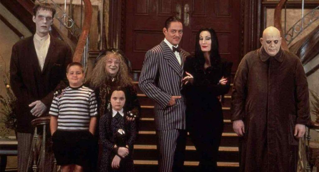 Addams Family Reboot