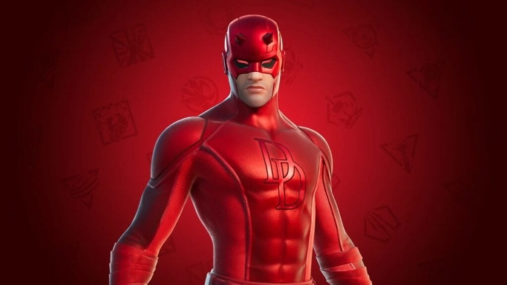 Fortnite Announces Marvel Knockout Super Series With Free Daredevil Outfit