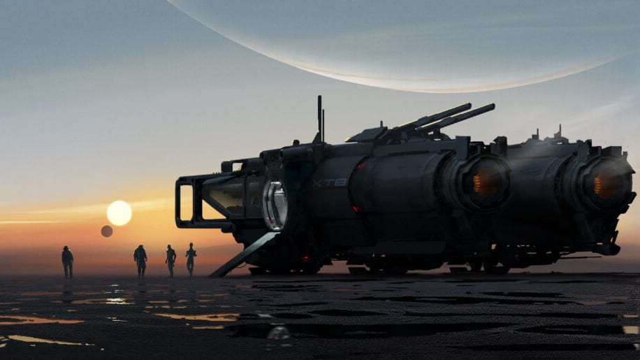 New Mass Effect Game