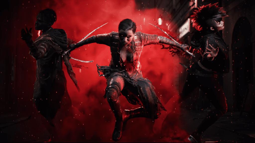 Vampire The Masquerade Battle Royale