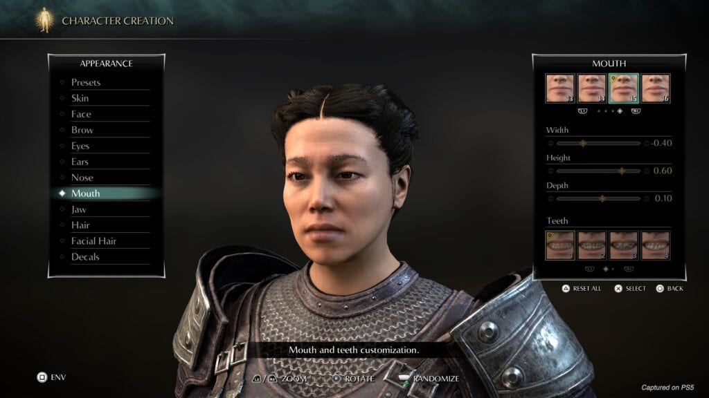 Demon's Souls Remake Character Creation, Photo Mode Details Revealed