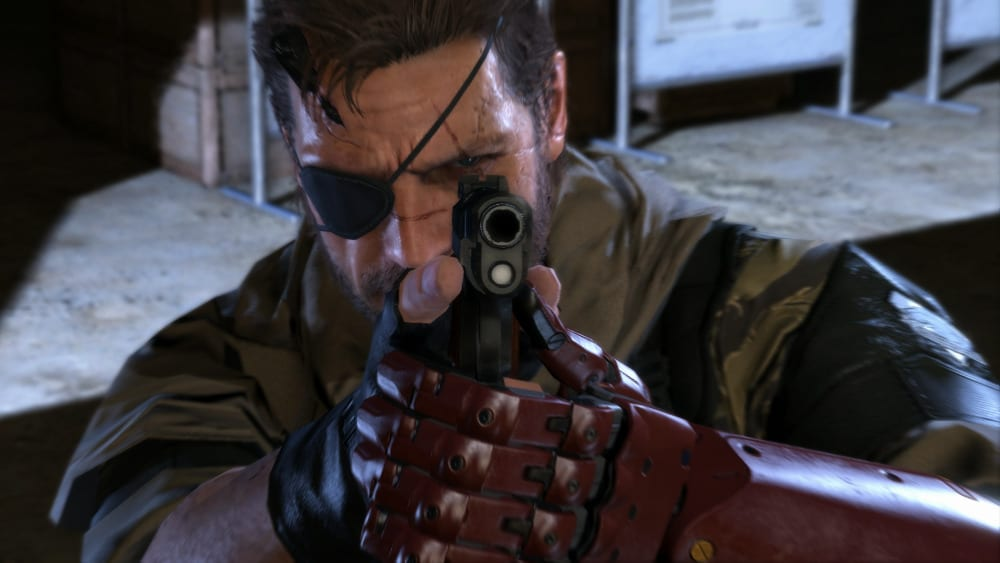 Metal Gear Solid V Prosthetic Arm