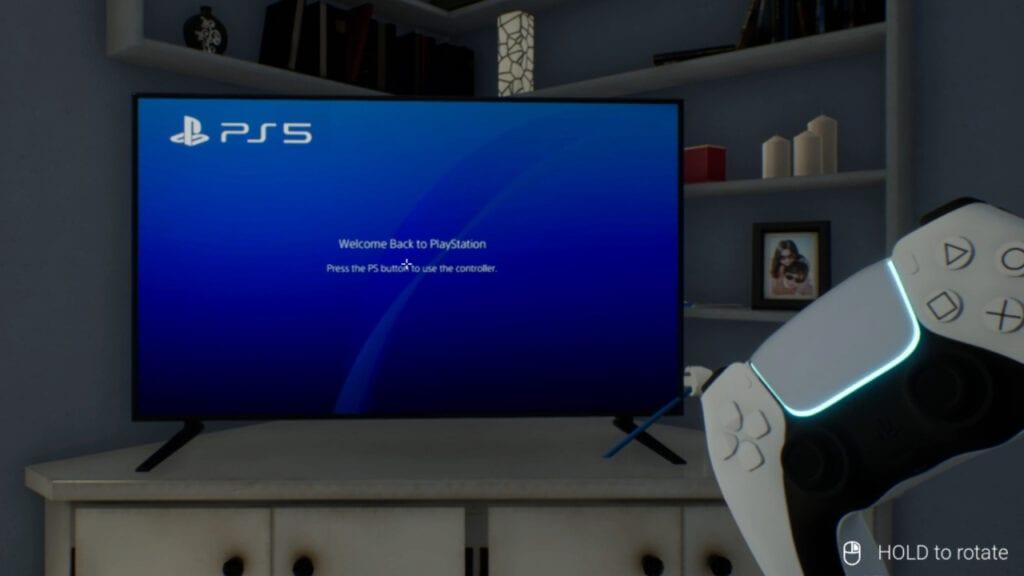 PS5 Simulator
