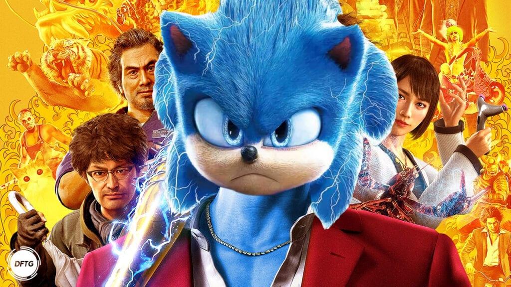 Yakuza Sonic