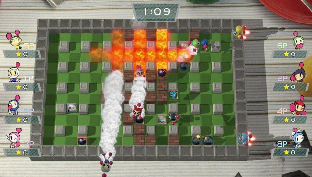 New Bomberman Announcement