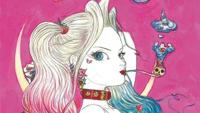 Final Fantasy Artist Puts His Signature Spin On The Manga Cover Of Harley Quinn #1