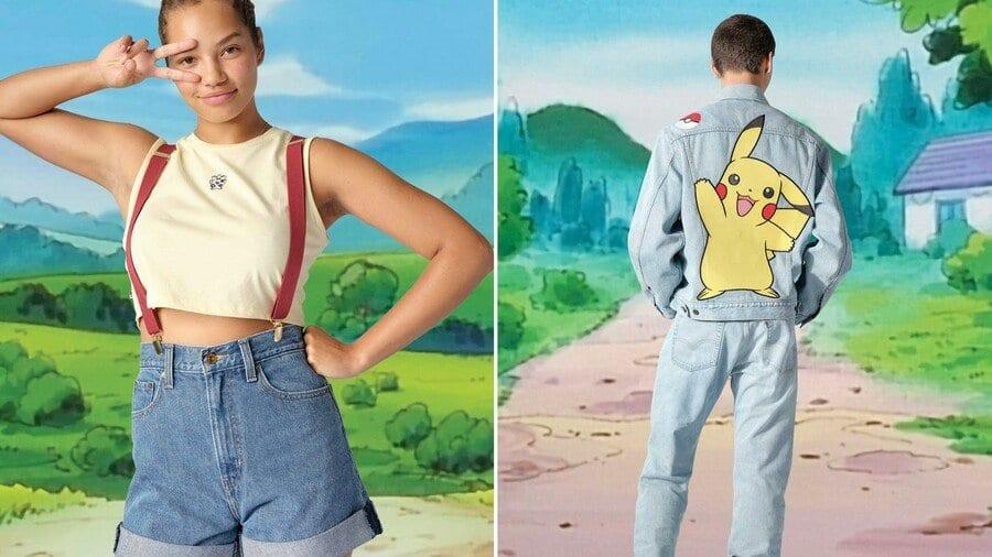 Levi's Pokemon