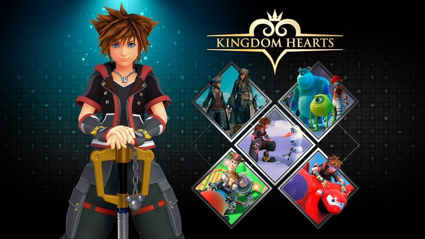 Kingdom Hearts Series Releasing On PC Next Month