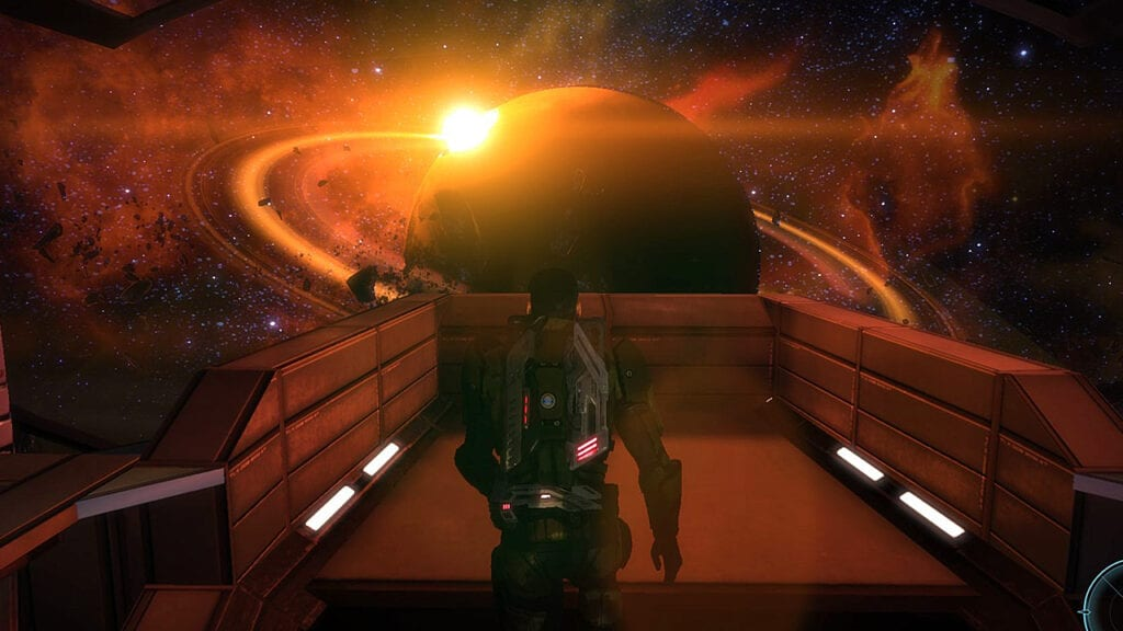 Mass Effect Legendary Edition Pinnacle Station