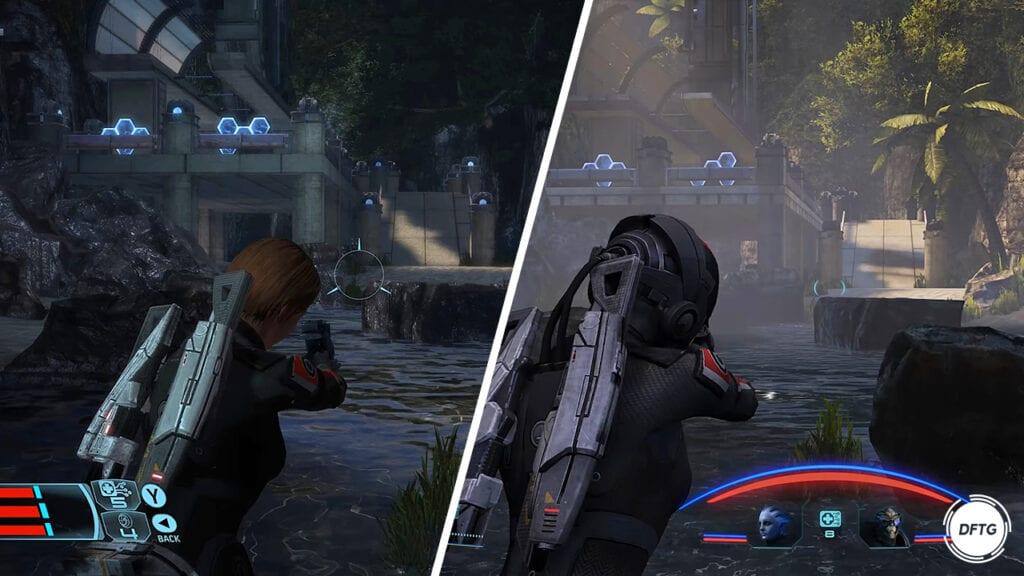 Mass Effect Legendary Edition Mass Effect 1