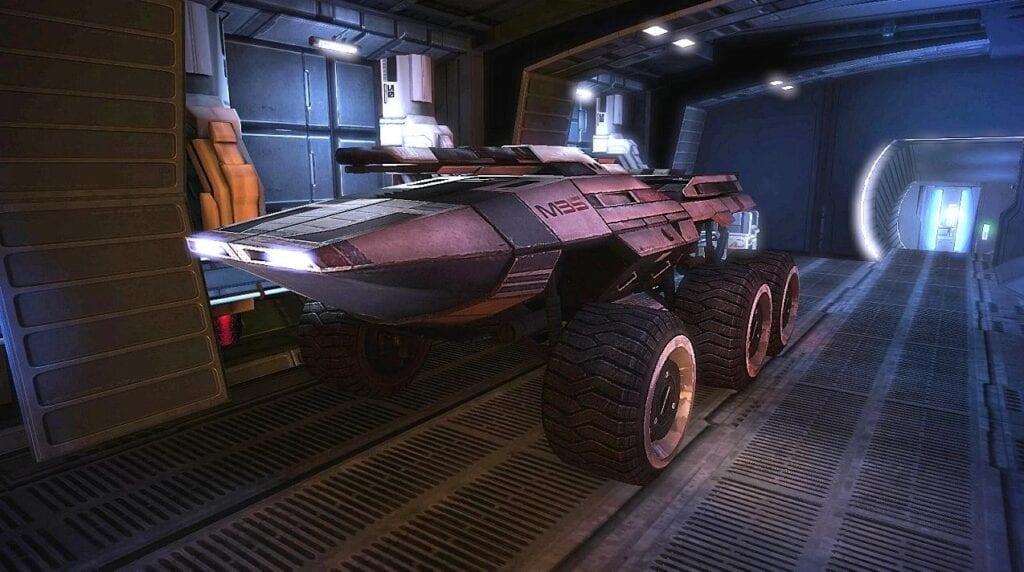 Mass Effect Legendary Edition Finally Fixes The Mako