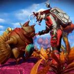 No Man's Sky Companions Update