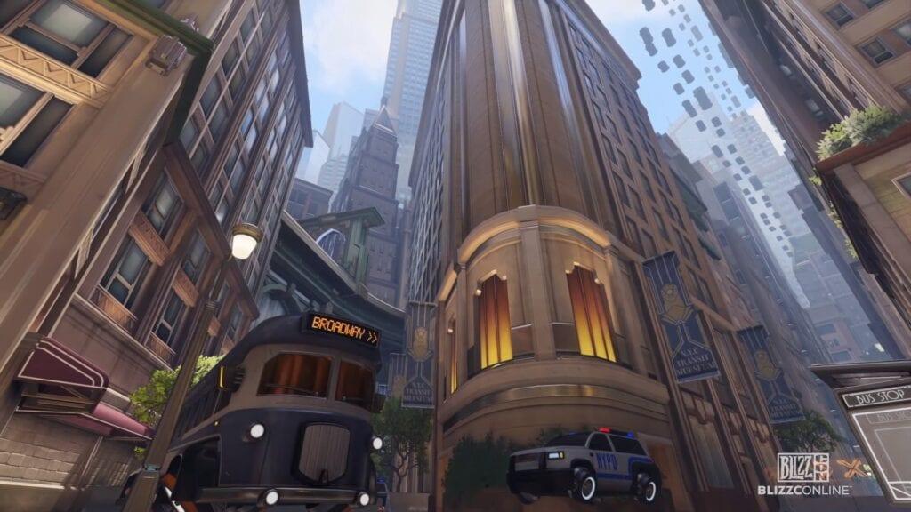 Overwatch 2 New York