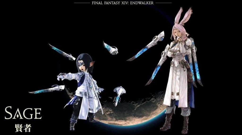 Final Fantasy XIV: Endwalker Expansion's 'Sage' Job Revealed (VIDEO)