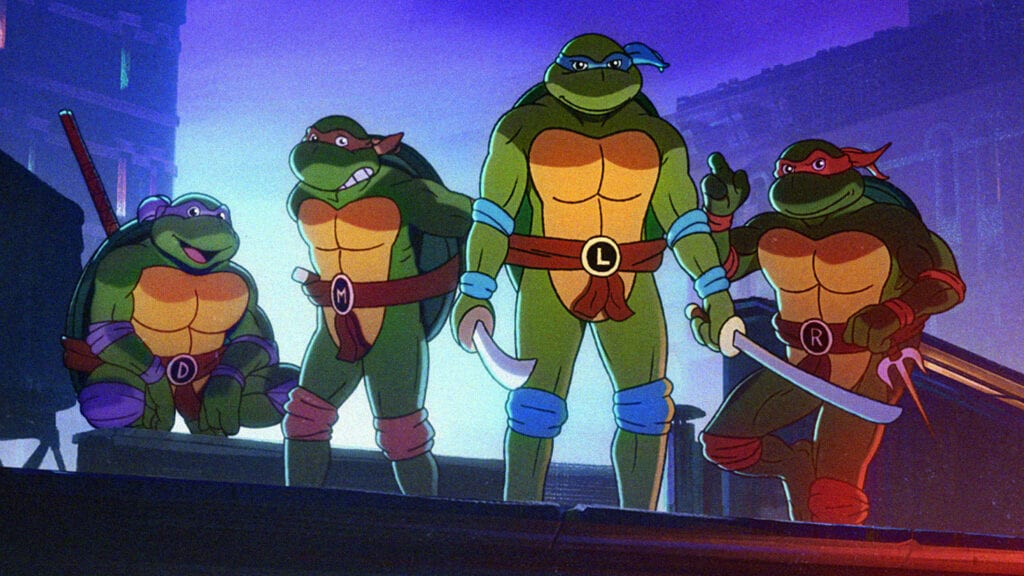 Teenage Mutant Ninja Turtles Shredder's Revenge Game