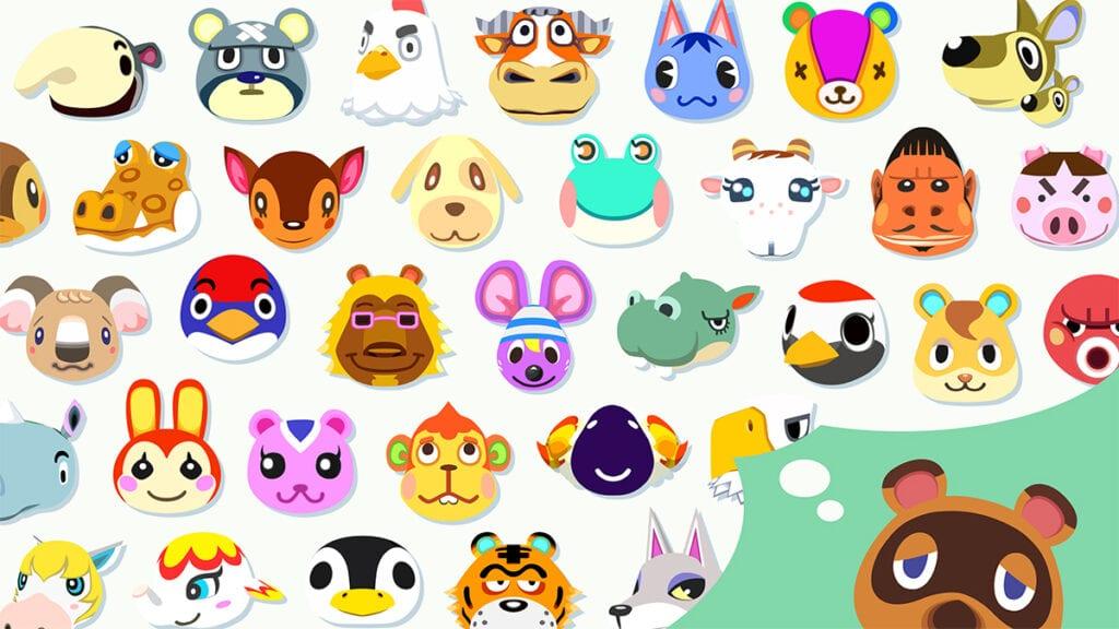 Animal Crossing: New Horizons Tom Nook