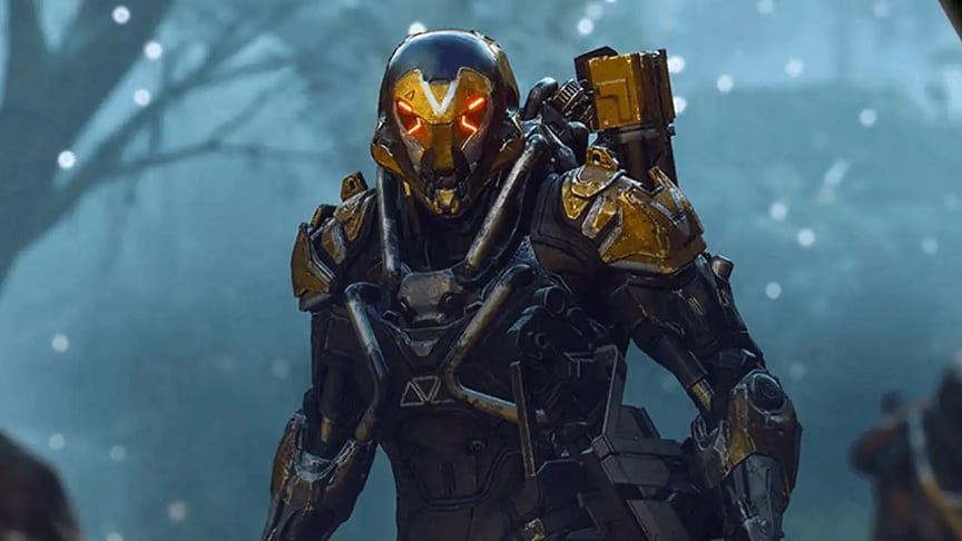 Anthem Game Director Announces Departure From BioWare