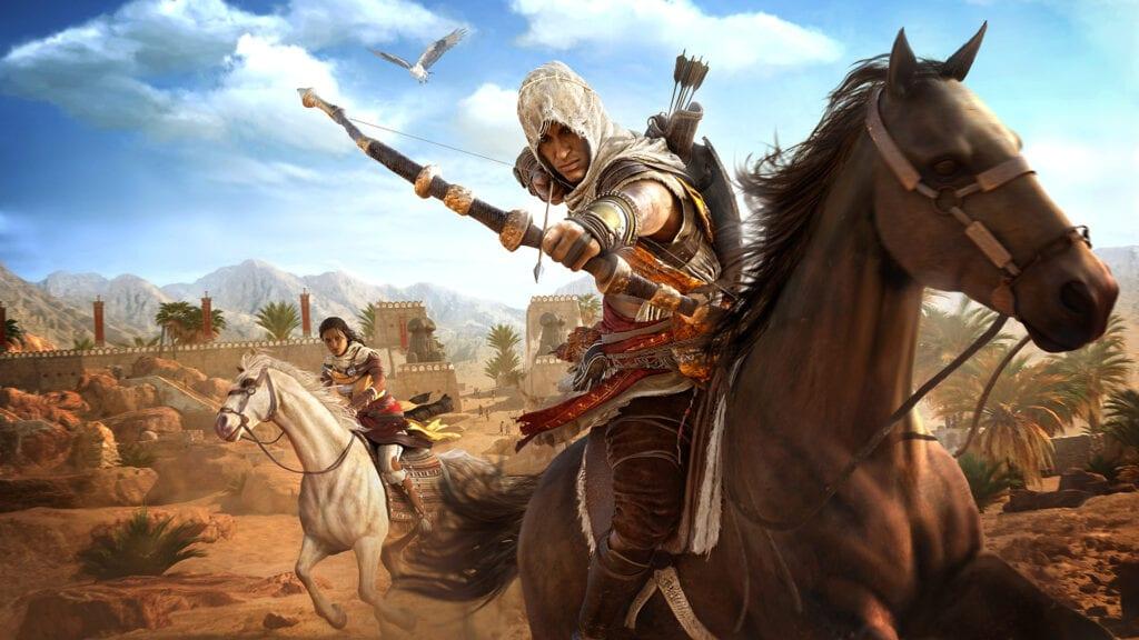 Assassin's Creed Origins Actor
