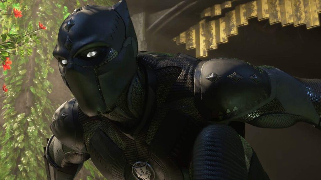 Black Panther Marvel's Avengers