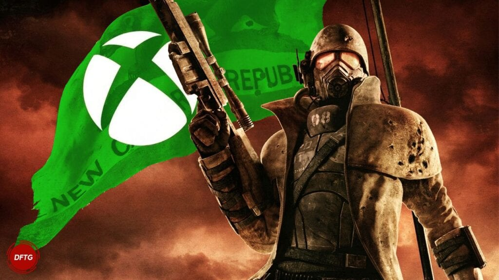 Fallout New Vegas Xbox Bethesda