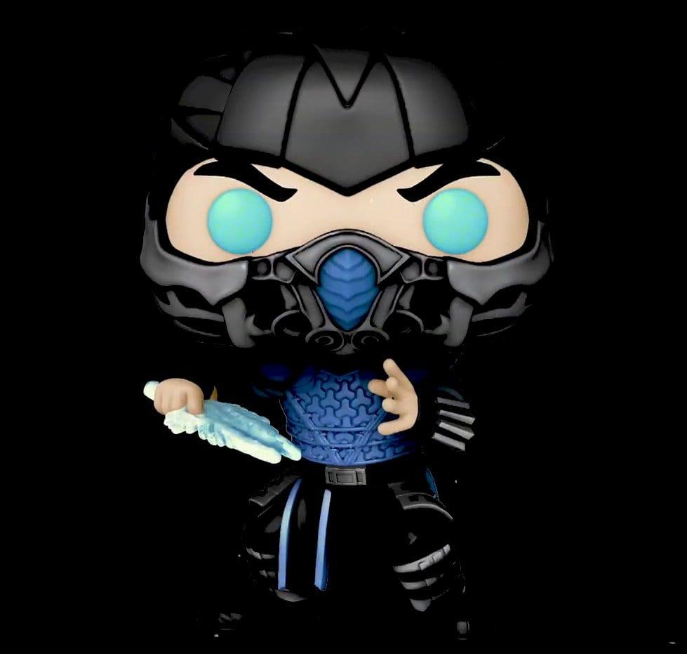 Mortal Kombat movie Funko