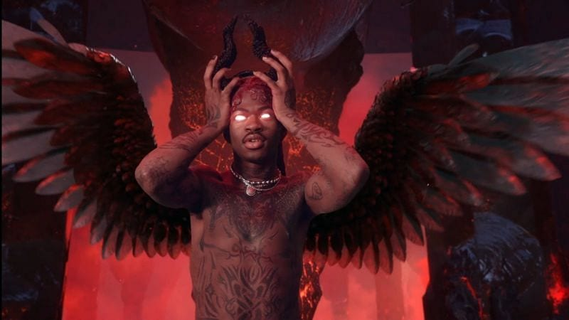 Lil Nas X Hades