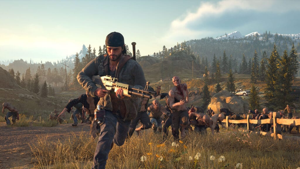 Days Gone 2 Petition