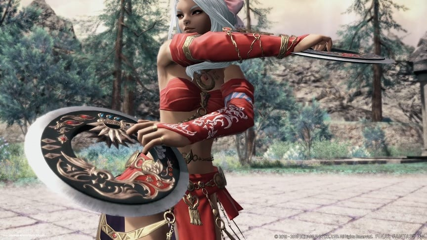 Final Fantasy XIV Gets A New Batch Of PS5 Gameplay Footage (VIDEO)