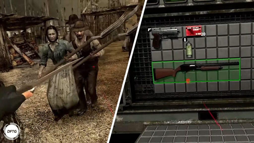 Resident Evil 4 VR
